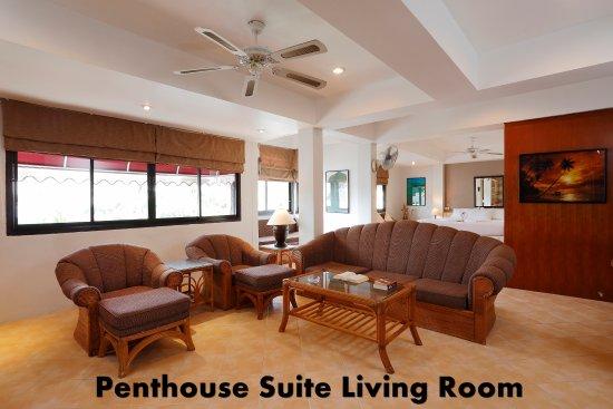 Summer Breeze Hotel: Penthouse1