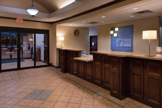 Big Spring, TX: Hotel Lobby