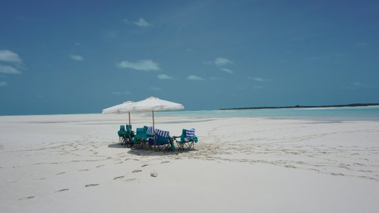 Cape Santa Maria Beach Resort & Villas: Sandy Cay