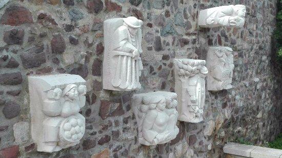 "Denkmal ""Magdeburger Originale"""