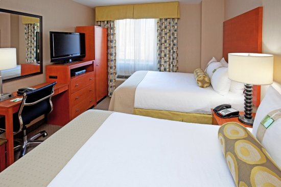 Holiday Inn NYC - Manhattan 6th Avenue - Chelsea: Double Bed Guest Room