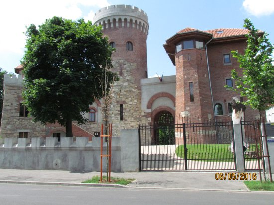 Carol Park Liberty Vlad Tepes The Impaler Castle At