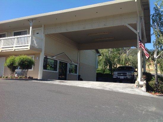 Angels Camp, Калифорния: Entrance