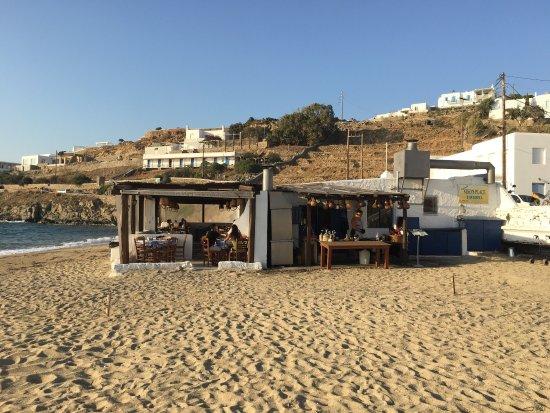 photo0.jpg - Picture of Joanna's Nikos Place, Mykonos Town - Tripadvisor