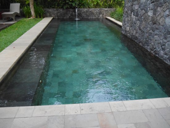 Kayumanis Ubud Private Villa & Spa: big, cozy private pool