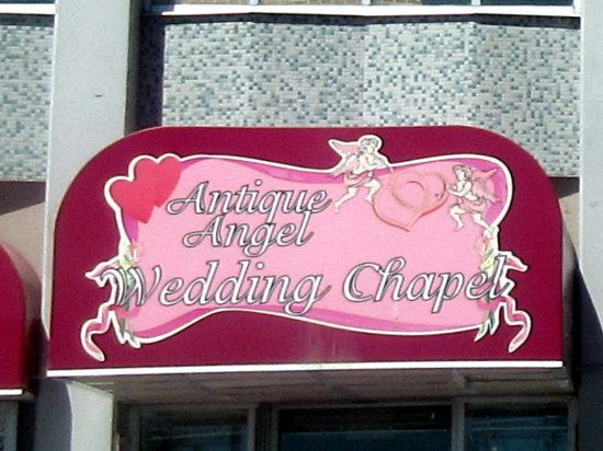 Antique Angel Wedding Chapel Reno Nv Picture Of Tripadvisor
