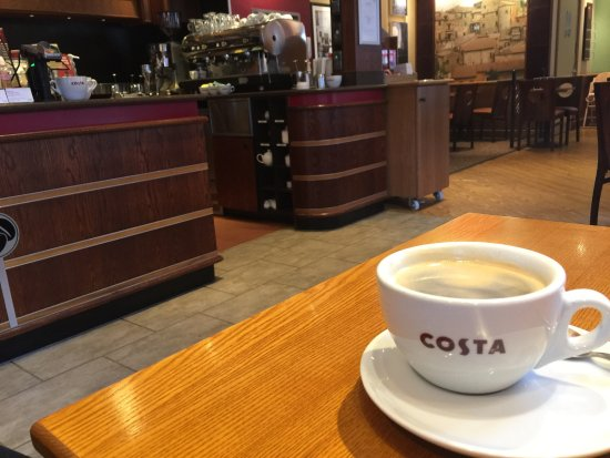 Image Costa Coffee in South Wales