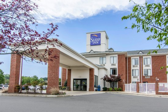 Sleep Inn Southpoint: Exterior