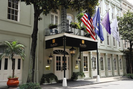 Photo of Bienville House New Orleans