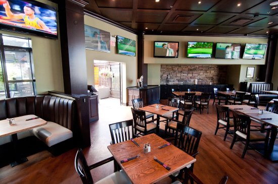 Holiday Inn Vancouver Airport: Restaurant