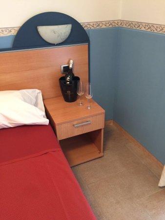 Santa Lucia Hotel : Double Room