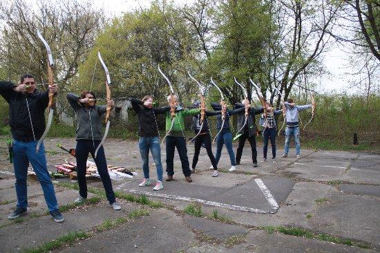 3D Archery Path