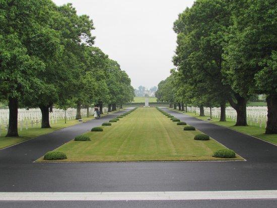Saint James, Francja: Brittany American Cemetery