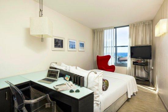 Melody Hotel   Tel Aviv - an Atlas Boutique Hotel: Melody Standard Room
