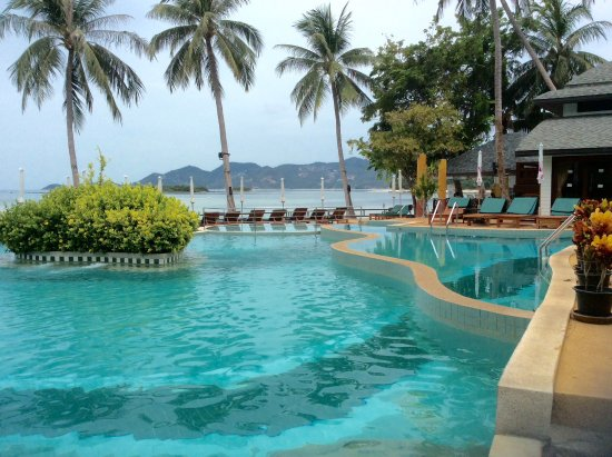 Chaba Cabana Beach Resort: Beautiful pool