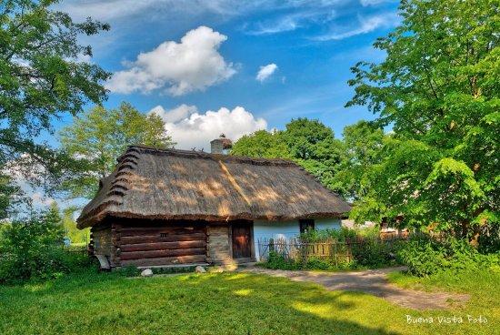Zagroda Guciow Ethnographic Museum