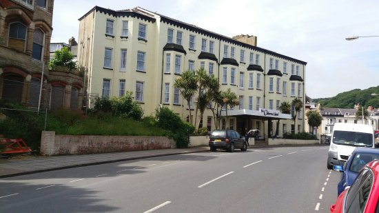 The Osborne Hotel: Osborne hotel Ilfracombe