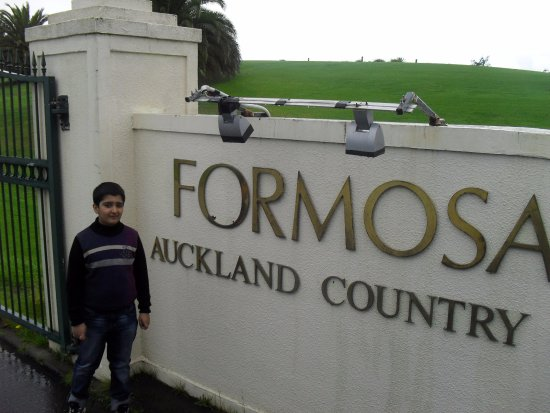 Formosa Golf Resort: name of golf course