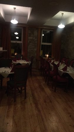Ballinlough, Irland: dining area
