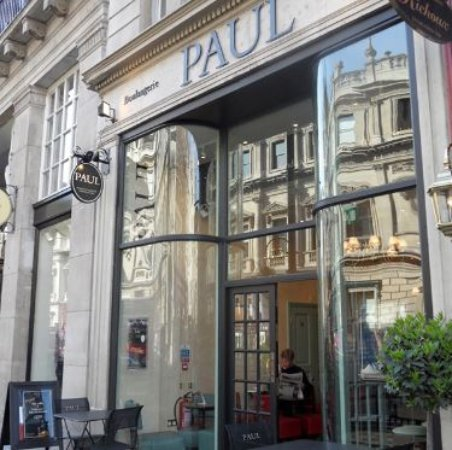 Paul Is A Great French Bakery Coffee Shop Style Cafe Paul