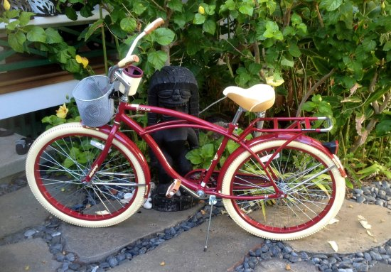 Puako, Hawaï : Beach Cruiser