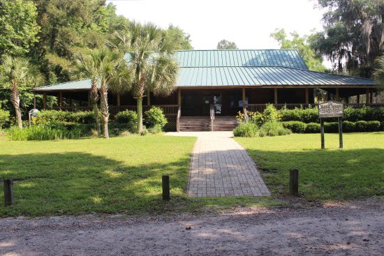 Ridgeland, Carolina del Sur: Blue Heron Nature Center