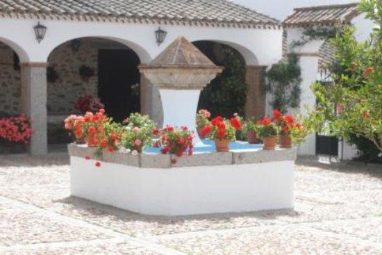 Pozoblanco, Spagna: Detalle Fuente del Patio