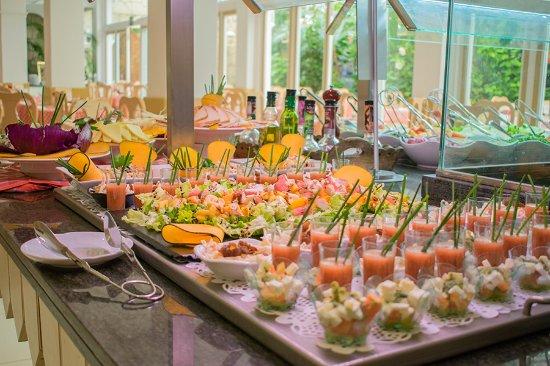 Parque del Sol: Cenas Temáticas