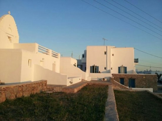 Anixi Hotel Mykonos Resmi