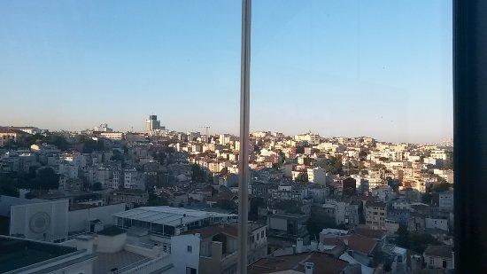 Leb-i Derya: The view