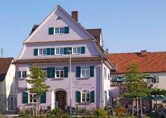 Wertingen, Tyskland: Isas Cafe & Weinbar