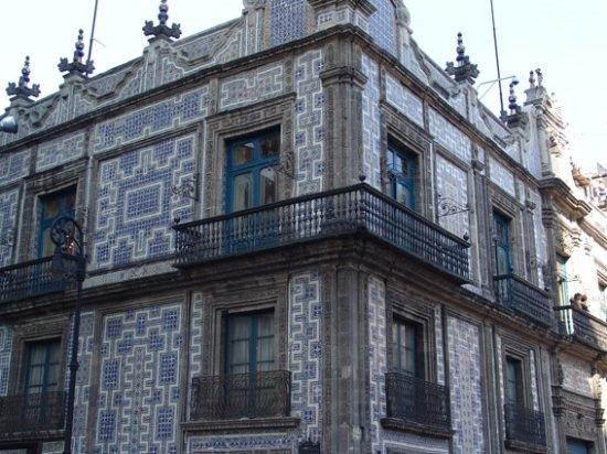 Restaurante De La Casa De Los Azulejos Picture Of House