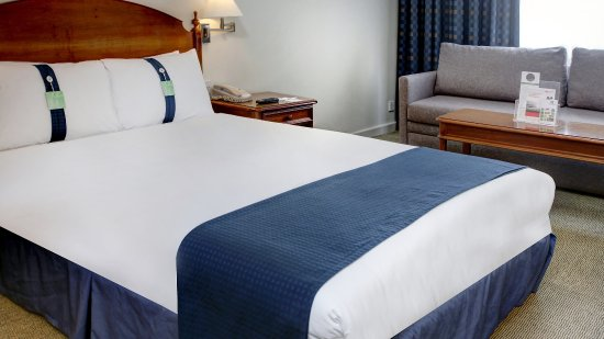 Holiday Inn Aylesbury: Double Bed Guest Room