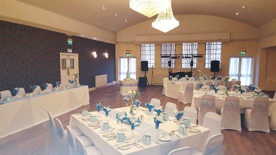 Ravensdene Lodge: weddings