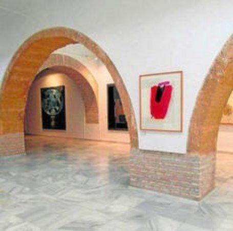 La Puebla de Cazalla, Испания: El único Museo de Arte Contemporáneo de la provincia