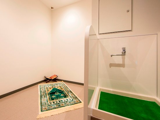 A Muslim prayer room is located on the 2nd floor - Picture of ...
