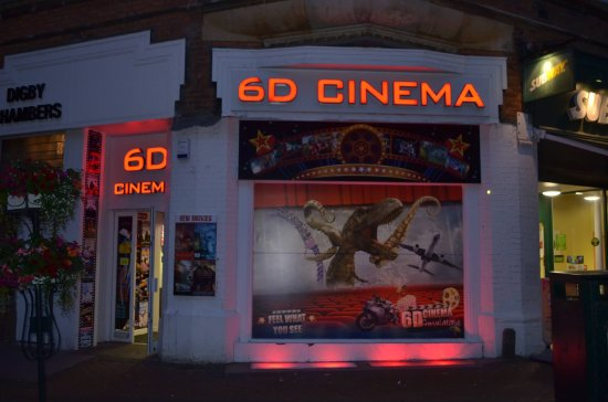 6D Cinema