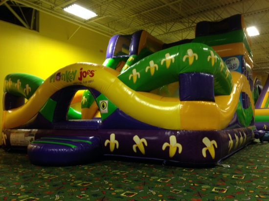 Monkey Joes Johns Creek