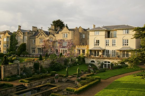 The Bath Priory Hotel: Exterior and Gardens