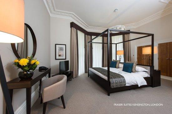 Fraser Suites Kensington: Three Bedroom Apartment