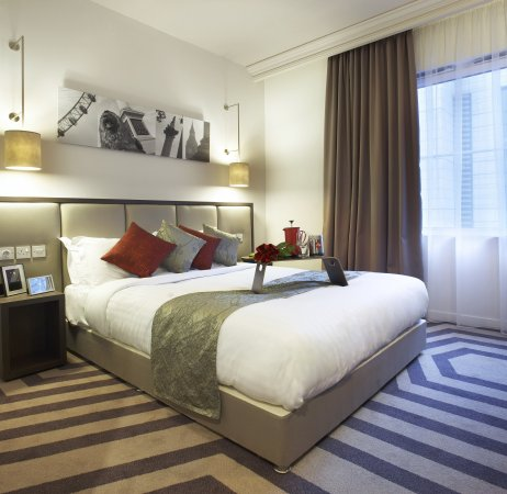 Citadines Trafalgar Square London: Room of 1-bedroom apartment, Citadines  Trafalgar Square London