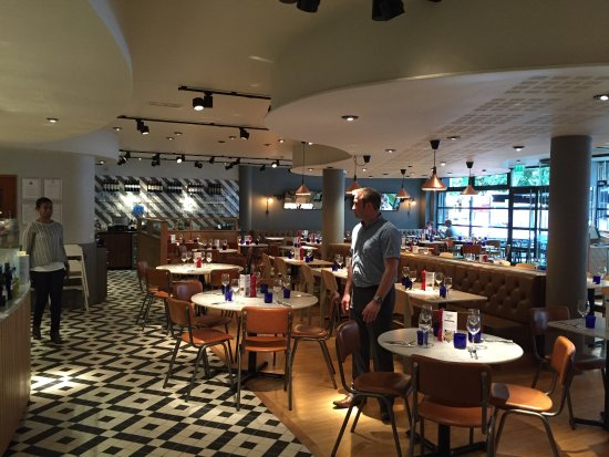 Dessert Picture Of Pizza Express Wilmslow Tripadvisor