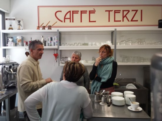 The Terzi Italian Coffee and Barista School - Day Classes: The Only Barista School Owned & Operated by a Coffee Business Owner