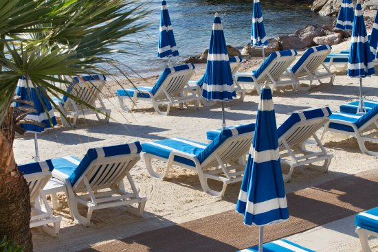 Hotel Royal-Riviera: Royal-Riviera Private Beach