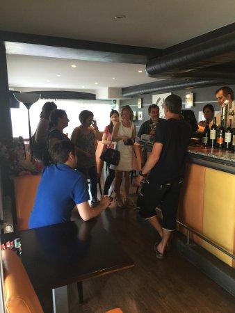 Prevessin Moens, Frankrike: La Locanda
