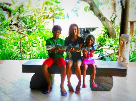 巴厘岛动物园照片