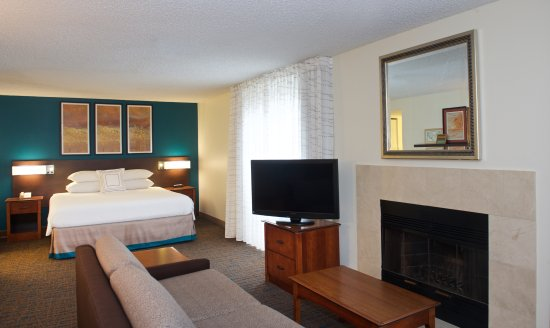 Residence Inn Portland North/Vancouver : Studio Suite