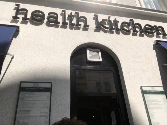 Photo of Restaurant Health Kitchen at Zollergasse 14, Vienna 1070, Austria