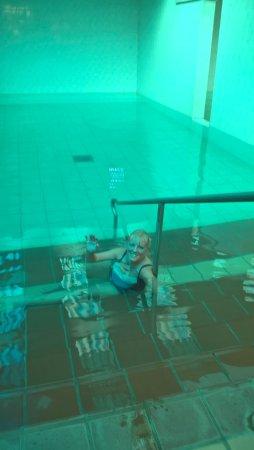 Tshipise a Forever Resort: INdoor rheumatic pool
