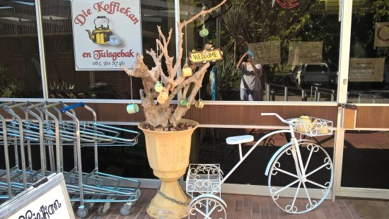 Tshipise a Forever Resort: Coffee shop on site